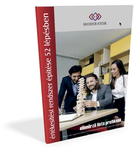 Az 52 pontos értékesítési rendszer ellenőrző lista