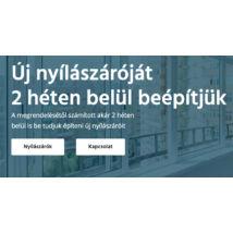 RS Ablak Kft. az innovatív ablak és nyílászáró nagykereskedés