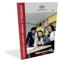 E-book - 52 Pontos  Értékesítési Rendszer  Ellenőrző Lista, profiknak