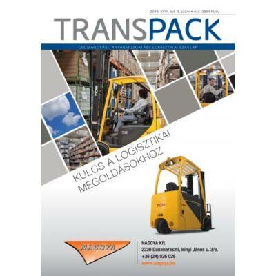 TransPack - Csomagolási, Logosztikai és Anyagmozgatási Szaklap