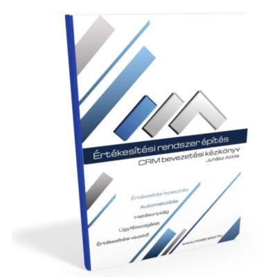 CRM bevezetési kézikönyv - ajándék