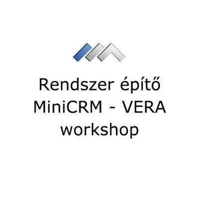 MiniCRM gyakorló és Értékesítési Rendszer Tervező Workshop, Kerepes
