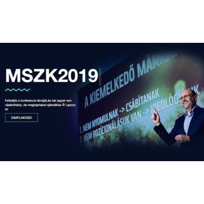 Marketing Szuperkonferencia 2019